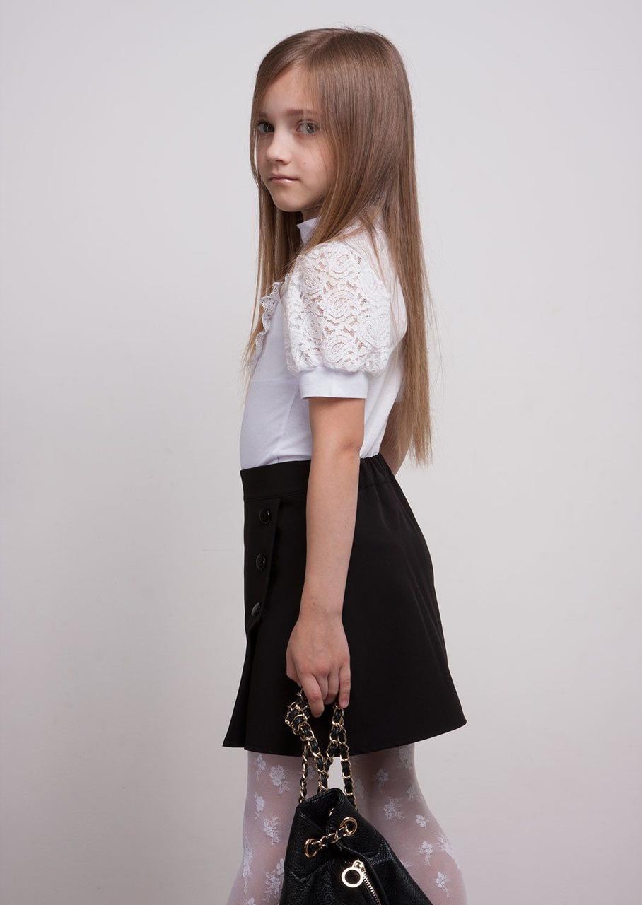 Юбка Донна черный подросток Sofia Shelest