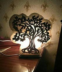 """Наши светильники """"Деревья"""" 3"""