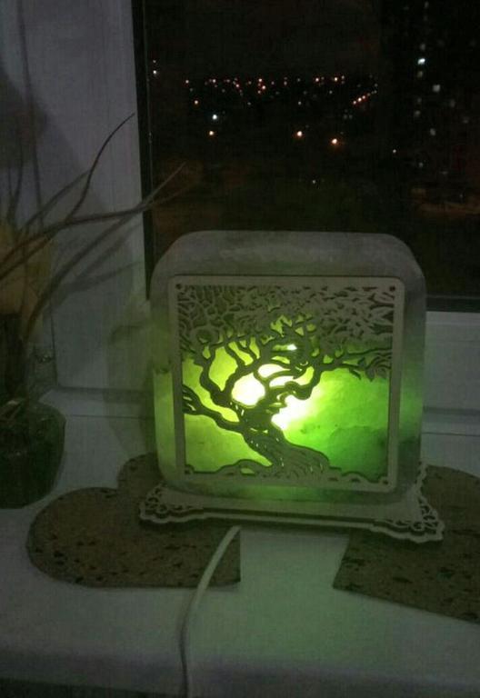 """Наши светильники """"Деревья"""""""