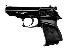 Сигнальний пістолет EKOL LADY (9.0 мм), чорний
