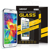 Защитное стекло iMuca Premium Tempered Glass для Samsung Galaxy S5