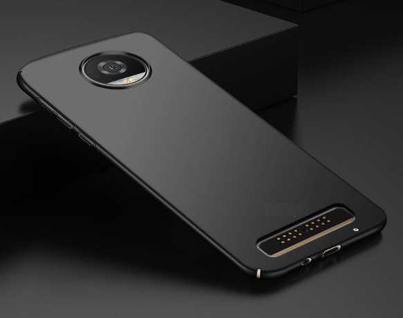 Чехол бампер Soft Touch для Motorola Moto G5 Plus