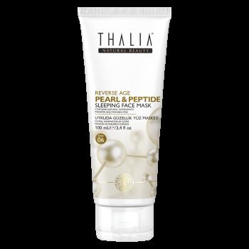Ночная маска для лица с пептидами 100 мл Thalia
