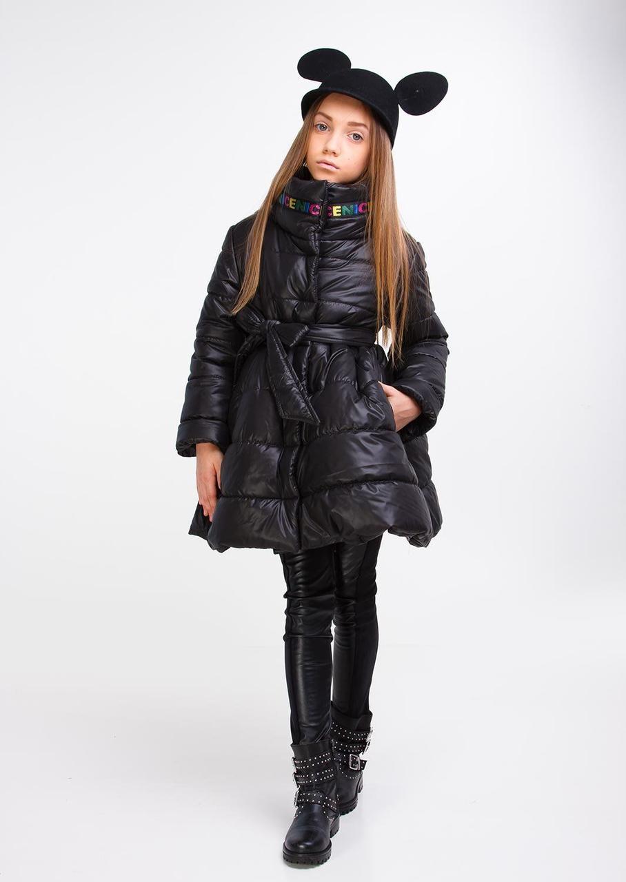 Куртка Медина черная Sofia Shelest