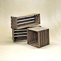 Короб для хранения Неаполь капучино В25хД25хШ30см