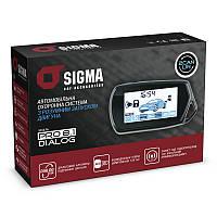 Автомобильная сигнализация  SIGMA PRO 8.1 CAN