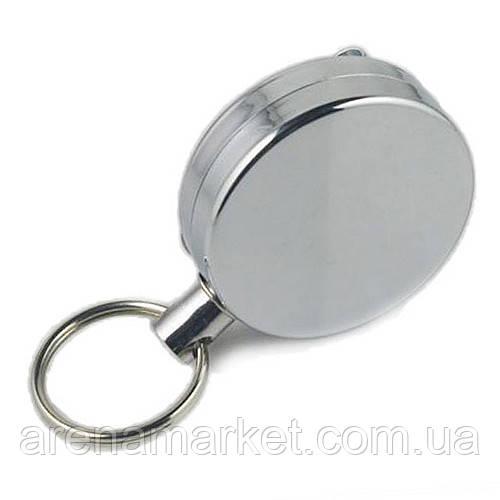 Брелок ретрактор для ключей и инструментов