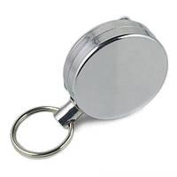 Брелок ретрактор для ключей и инструментов, фото 1