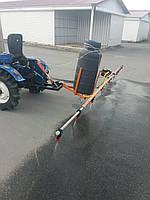 Опрыскиватель для мототрактора Шип 120 л, фото 1