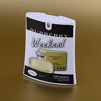 Женский парфюм Burberry Weekend в кассете 50 ml (трапеция) ASL