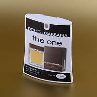 Мужская туалетная вода Dolce&Gabbana The One в кассете 50 ml (трапеция) ASL
