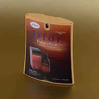 Мужская туалетная вода Dior Fahrenheit в кассете 50 ml (трапеция) ASL