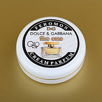 Парфюмированный крем для рук и лица с феромонами Dolce&Gabbana The One + Q10 50 мл