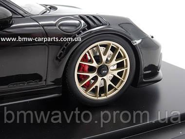 Модель автомобіля Porsche 911 GT3 RS (991 II) Weissach Package, Scale 1:18, фото 3