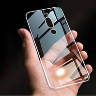 Nokia 7.1 чехол TPU transparent