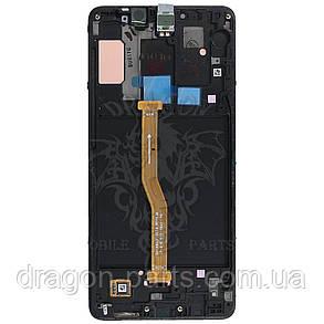Дисплей Samsung A920 Galaxy A9 2018 с сенсором Черный Black оригинал , GH82-18308A, фото 2
