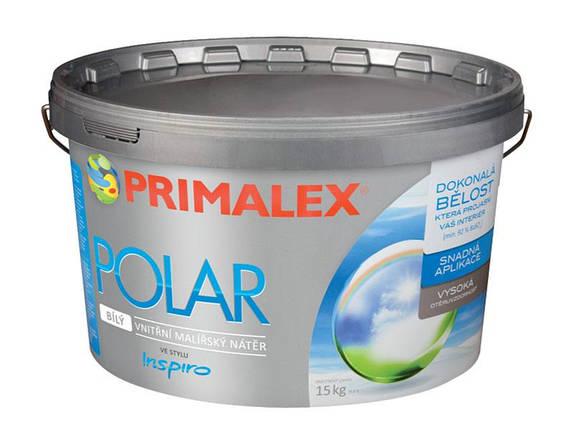 Краска на известковой основе  Primalex Polar, 7,5кг, фото 2