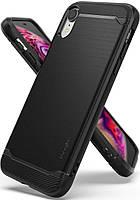 Чехол Ringke для iPhone XR Onyx, Black (Basic) (8809628562417)