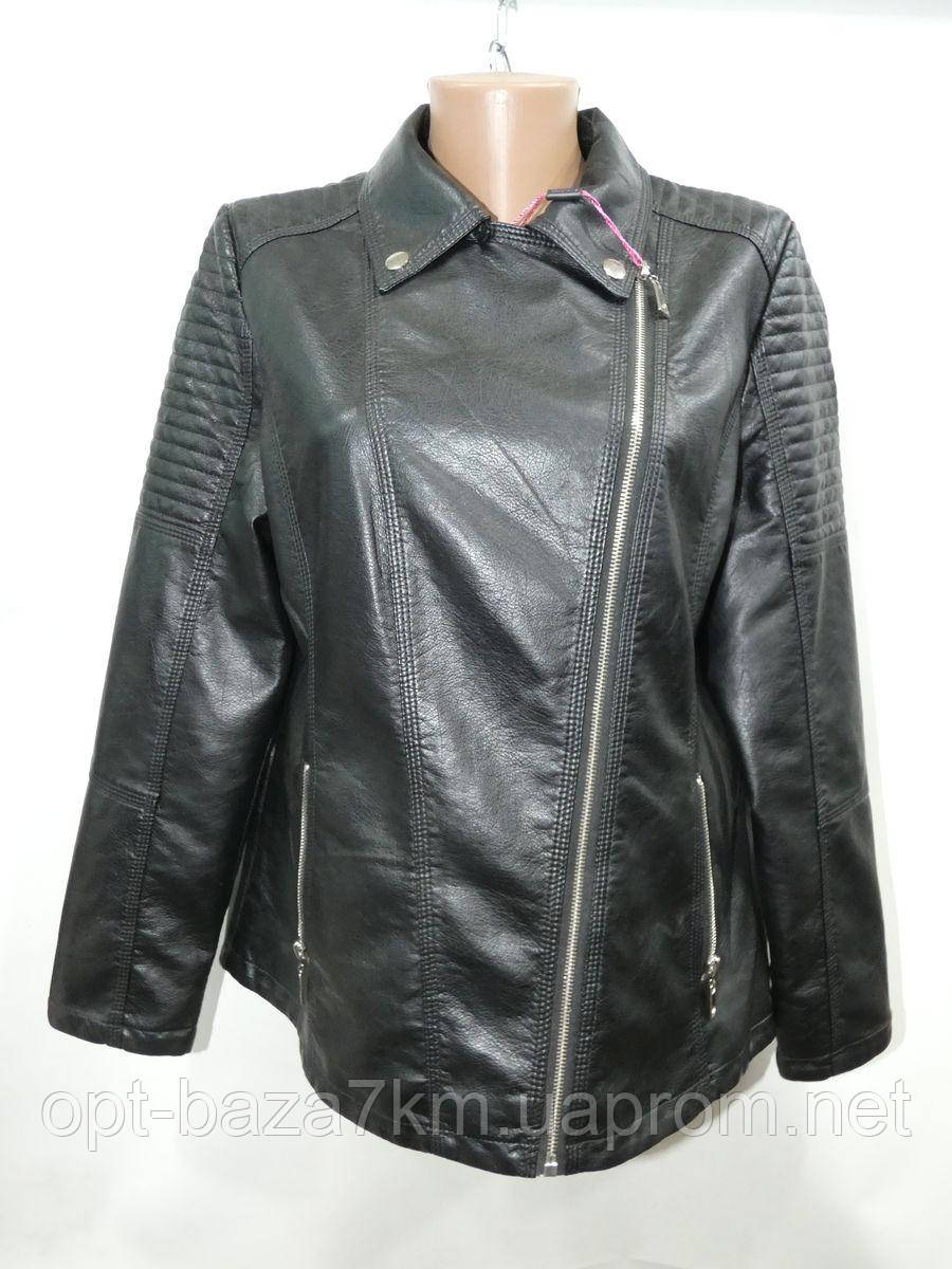 9ee6e2ff Куртки женские из кожзама оптом