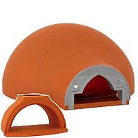 Special Pizzeria 120. Печь для пиццы на дровах. Пиццы: 6 шт. Alfa Pizza Италия
