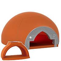 Special Pizzeria 135. Печь для пиццы на дровах. Пиццы: 7 шт. Alfa Pizza Италия