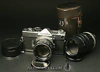 Minolta SR-7  auto Rokkor-PF 58mm f1,4  auto Rokkor-PF 135mm f2,8  , фото 1