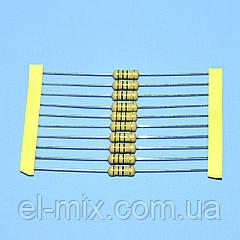 Резистор 2Вт 62 Om 5% CFR (5,5х16мм), стрічка Royal Ohm