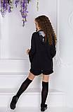 Школьный костюм шорты+пиджак школьная форма для девочки рост:134,140,146,152 см, фото 2