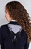 Школьный костюм шорты+пиджак школьная форма для девочки рост:134,140,146,152 см, фото 10