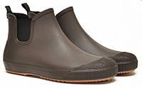 Ботинки мужские Nordman Beat ПС-30, коричневые с бежевой подошвой 44