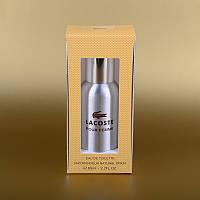 Женская парфюмированная вода Lacoste Pour Femme Lacoste 65 ml (алюминиевый флакон) ALK