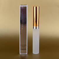 Мужской мини парфюм Chanel Egoiste Platinum 25 ml (в квадратной коробке) ALK