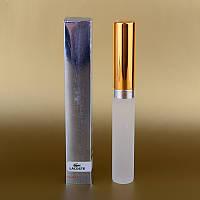 Мужской мини парфюм Lacoste Essential Sport 25 ml (в квадратной коробке) ALK