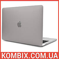 "Чехол для макбука Apple Macbook Air 13"" Case (серый)"
