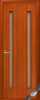 Дверь межкомнатная  Вера экошпон венге 3д, дуб жемчужный, кедр, сандал, ясень патина,