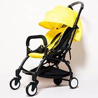 Прогулочная коляска YOYA 175А+ желтая