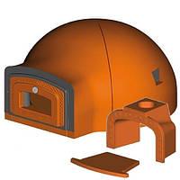 Master Vision 125 - Печь для пиццы на дровах. Пиццы: 7 шт, Alfa Pizza Италия, фото 1