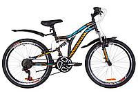 """Отличный подростковый горный велосипед 24"""" DISCOVERY ROCKET 2019, фото 1"""