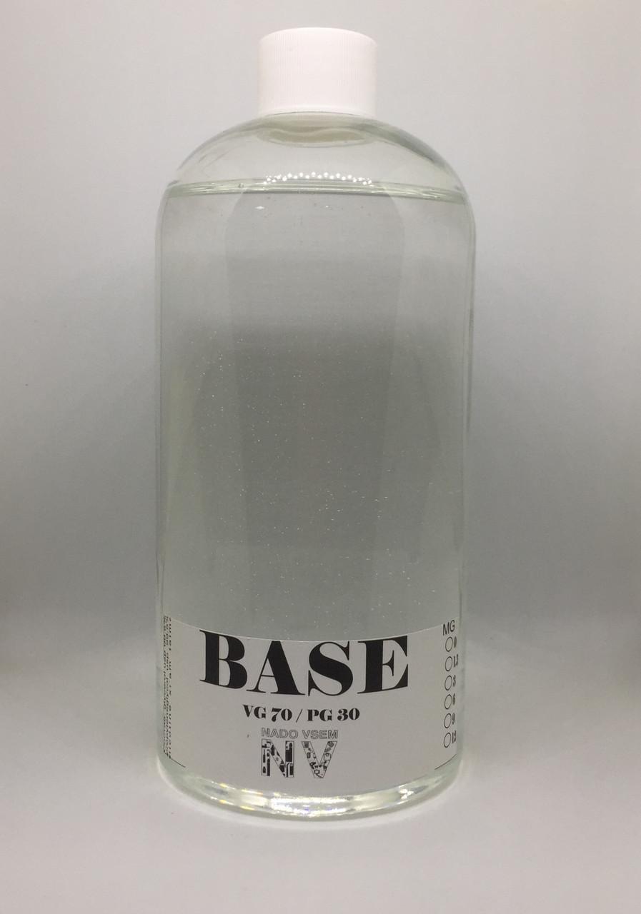 Готовая база 3 мг 500 мл