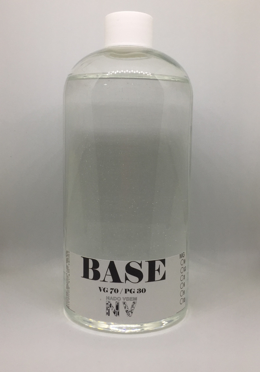 Готовая база 0 мг 500 мл