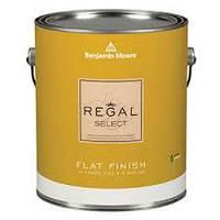 Краска Benjamin Moore Regal Select Flat  3.8л.