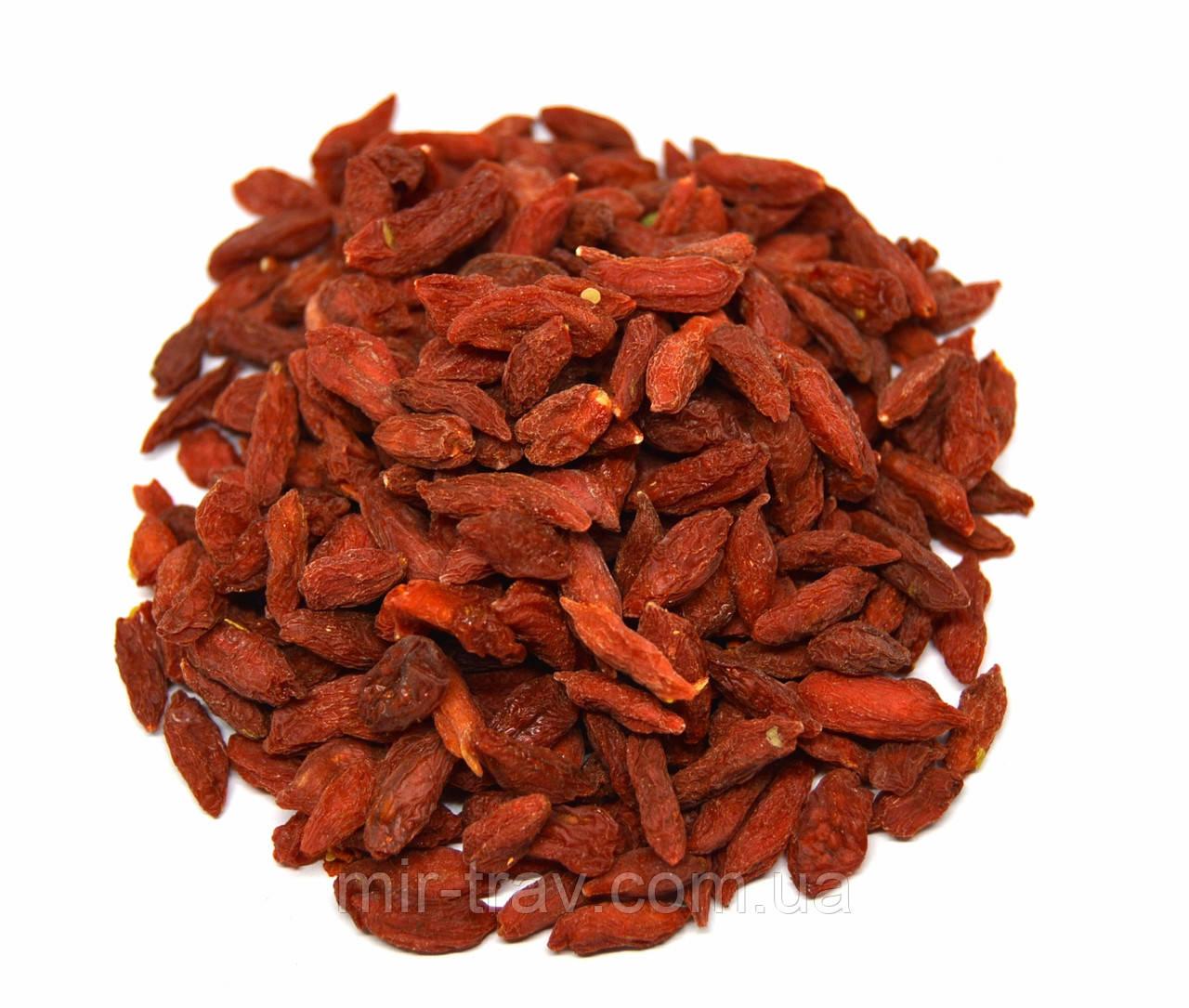 Годжи ягоды (тибетский барбарис)