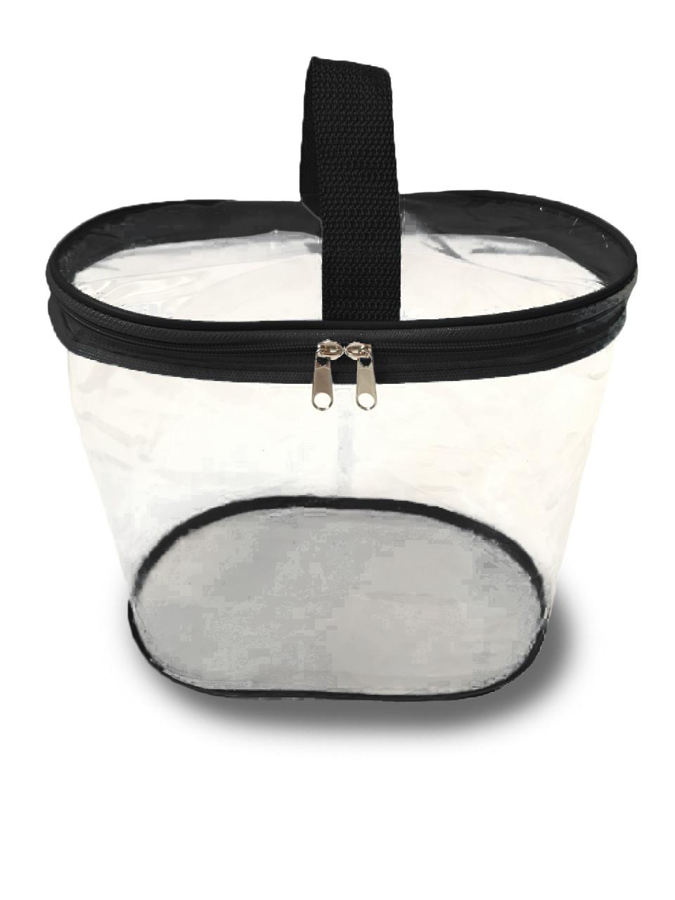 Косметичка Органайзер Mommy Bag- 24,5*22,5*16см - Черная