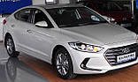Стекло лобовое на Хьюндай Элантра (Hyundai Elantra) 2016-2019, фото 2