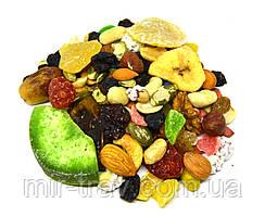 Сухофрукты ассорти смесь для завтраков 100 грамм