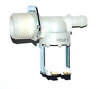 Клапан заливной для стиральной машинки Indesit/Ariston C00194396(1/180,D=12mm,оригинал в упаковке Whirlpool)