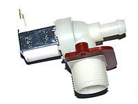 Клапан заливной для стиральной машинки универсальный 1/90 (D=14mm)