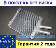 """Радиатор отопителя Ланос, Нубира 95- (печка) """"RIDER"""" Венгрия 96231949 Lanos, Nubira"""