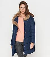Tiger Force 9087   Зимняя женская куртка синяя, фото 1