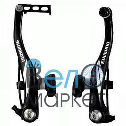 Тормоз Shimano Acera BR-M422 V-brake (черн.) любительского уровня для кроссовых велосипедов и МТБ